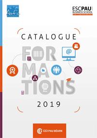 catalogue formations asfo esc pau